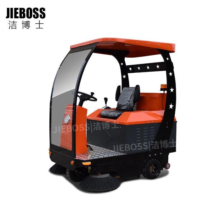 全自动驾驶式电动扫地车1500