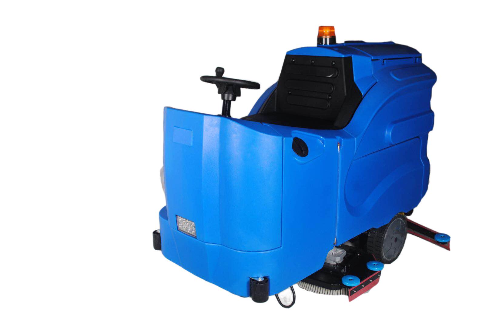 SN100驾驶式洗地机