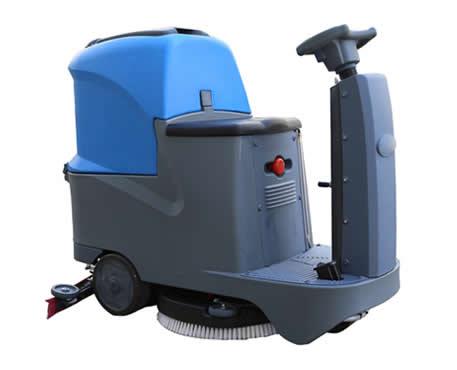 SN70-55D驾驶式单刷洗地机