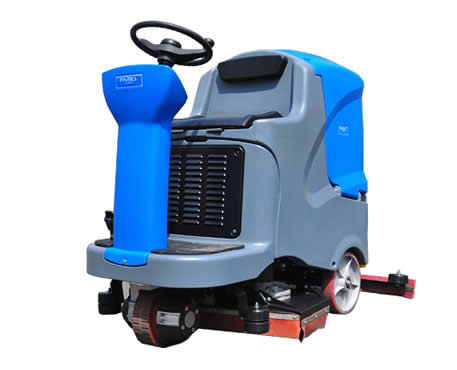 SN115全自动驾驶式双刷洗地机